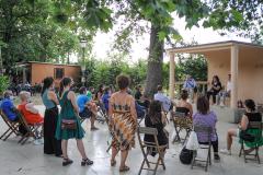 27 giugno 2021 presentazione de IL CICLO DEI MESI alla Festa della  trebbiatura di Bentivoglio