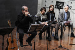Bologna, sabato 14 aprile 2018, Narrando e Cantando presso FICO Eataly World