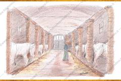 La stalla