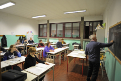 Formigine (MO), Marzo 2017, Primo corso di dialetto modenese presso l'Università Popolare di Formigine, tenuto dal Prof. Giorgio Rinaldi