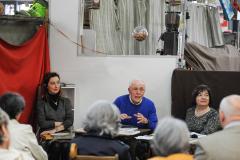 """Modena, sabato 11 Maggio 2019, presentazione di: """"101 Modi di dire in Emilia Romagna"""" dei proff. Sara Prati e Giorgio Rinaldi presso mercato Albinelli"""