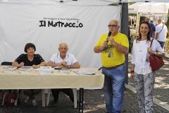 """Modena, Domenica 18 giugno 2017, Nocinopoli presso Piazza Matteotti, """"Armonie di sapori, magie e tradizioni"""" con Sara Prati, Claudia Rinaldi e Giorgio Rinaldi"""