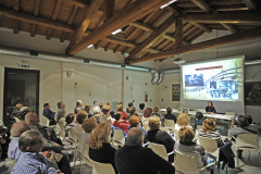 Rovereto sulla Secchia (MO), Martedì 9 maggio 2017, conferenza sulla musica tradizionale popolare, i balli e gli strumenti tradizionali emiliani a cura della Dott.ssa Claudia Rinaldi