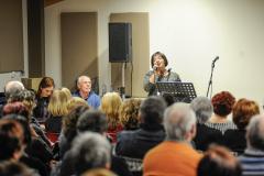San Possidonio (MO), venerdì 15 Febbraio 2019, Narrando e Cantando