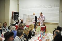 """Savignano s. Panaro (MO), 31 Marzo 2017, Degustazione guidata dai sommeliers dell'AIS e presentazione di """"In cucina non si buttava niente"""" di Sara Prati e Claudia Rinaldi"""