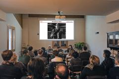 Guiglia (MO), sabato 11 novembre 2017, San Martino presso la cantina Terraquilia