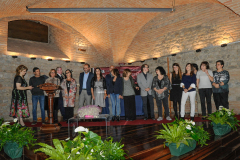 """Vignola (MO), sabato 27 ottobre 2018, IV Premio Internazionale """"Terra di Guido Cavani"""". La nostra redazione in Giuria Media (giornalisti)"""