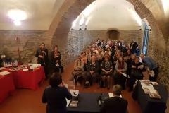 """Vignola (MO), giovedì grasso 2017, """"Il carnevale e le sue tradizioni folcloristiche e culinarie"""" con la Prof. Sara Prati e lo chef Roberto Carcangiu. Buffet del Club Il fornello di Modena"""