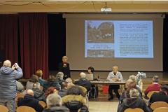 """Zocca (MO), sabato 21 gennaio 2017, presso il Teatro Comunale, """"Il ciclo dei mesi nella civiltà contadina"""" e i fuochi di Sant'Antonio"""