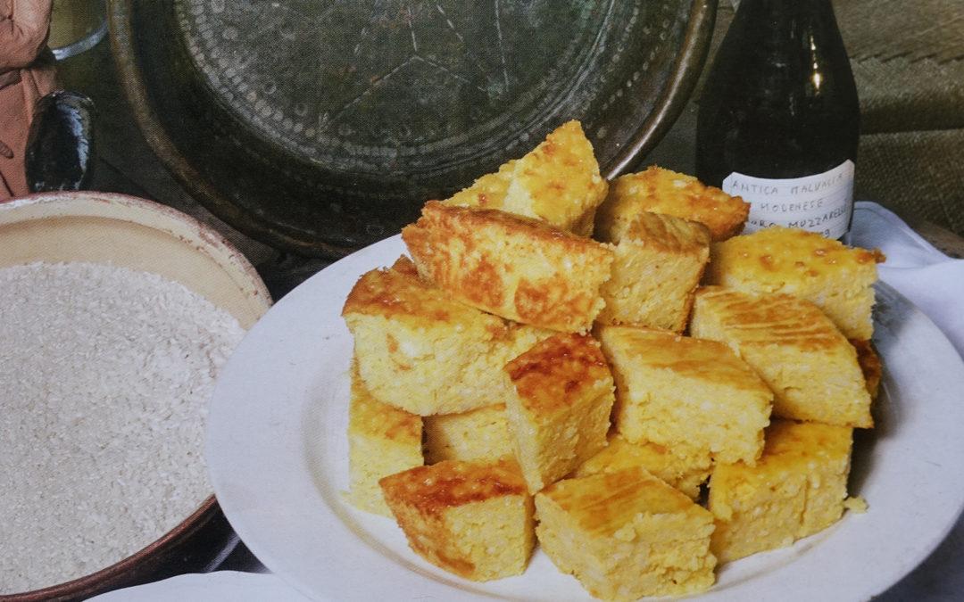 Torta di riso (detta degli addobbi)
