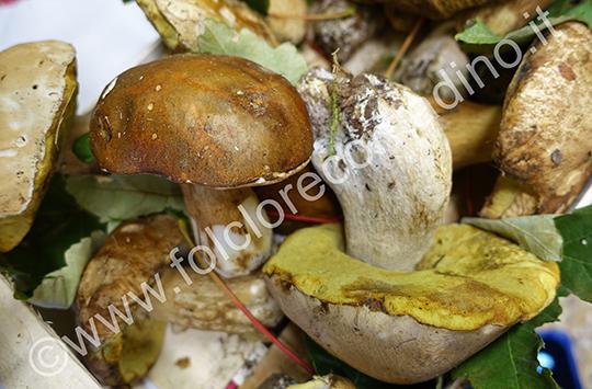 Risotto con funghi porcini (per quattro persone)