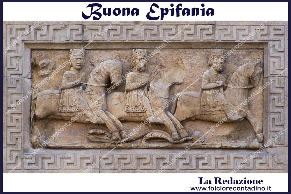 L'Epifania (6 Gennaio)