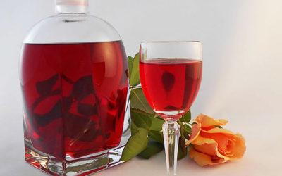 Liquore di rose